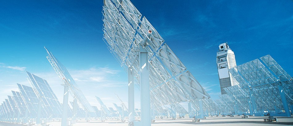 New ways of sharing the limitless supplies of wind and sun